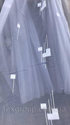 Тюль шифоновая оптом JH-71, фото 2