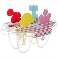 Набор форм для мороженного пластиковый QLUX 19*13*13-см
