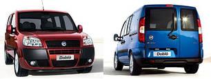Зеркала для Fiat Doblo 2005-09