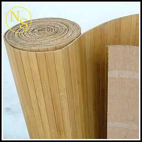 Темные бамбуковые обои