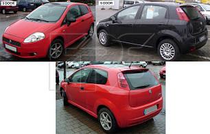 Зеркала для Fiat Grande Punto 2005-13