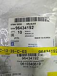 Кольцо компрессора, Авео T250, 96434192, GM, фото 2