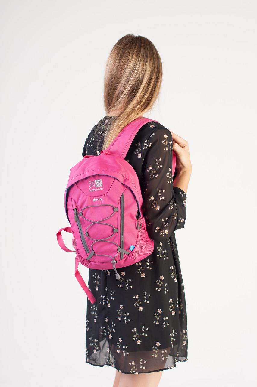 Спортивный женский рюкзак Karrimor, светло-розовый, фото 4