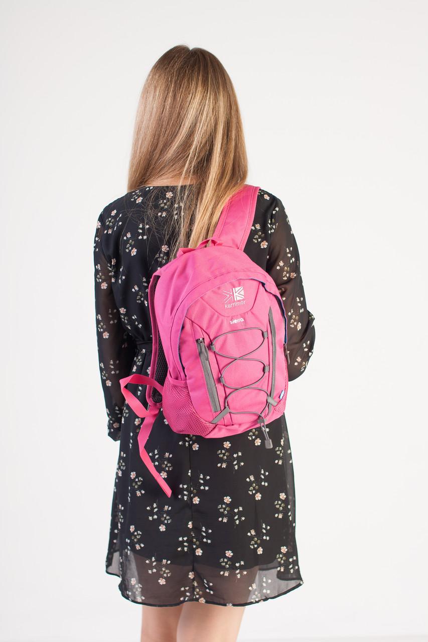 Спортивный женский рюкзак Karrimor, светло-розовый, фото 6