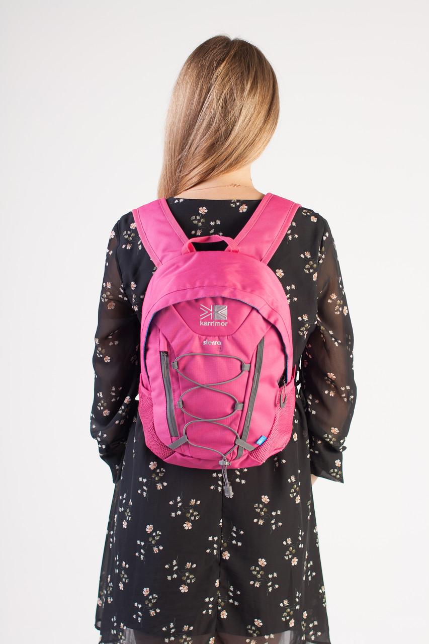 Спортивный женский рюкзак Karrimor, светло-розовый, фото 5