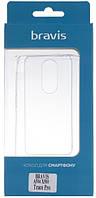 Чохол для смартфона BRAVIS A504 X500 Trace Pro - TPU Clean (Transparent)