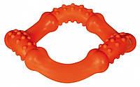 Trixie ТХ-3360 кольцо-волна из  каучука игрушка для собак 15м, фото 1