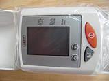 Автоматический тонометр и пульсометр MPT Automatik 90, фото 6