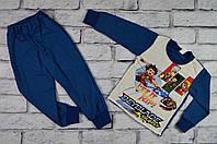 """Пижама """"Блэйд"""" начес,хлопок, от 2-х до 6-ти лет"""