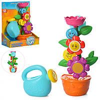 Водопад  для купания - увлекательная игрушка для малышей для игр ванной