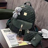 Женский стильный рюкзак 3 в 1  МД0753, фото 1