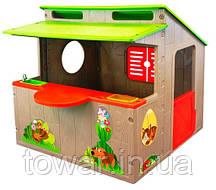 Детский домик большой