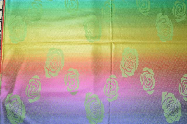 Радужный палантин Лаура (82009) 3