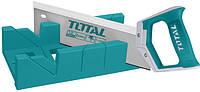 Ножівка TOTAL  THT59126 11 зубів на дюйм, довжина 300мм + стусло