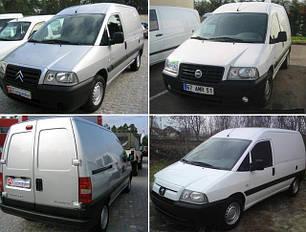 Кузовные запчасти для Fiat Scudo 2003-06