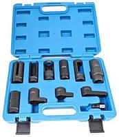 Набор для демонтажа кислородных датчиков 11 ед. SATRA S-X11OS, фото 1