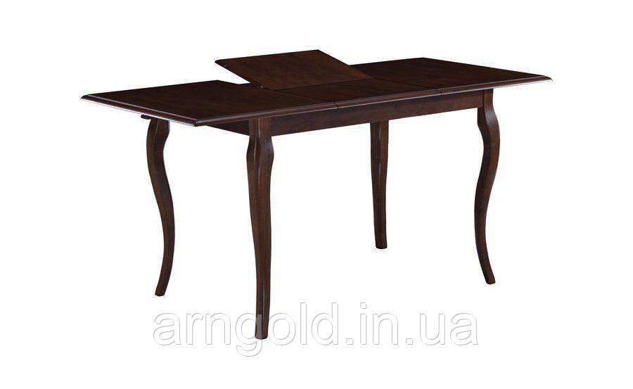 Стол обеденный Asti раздвижной 110-155 см темный орех