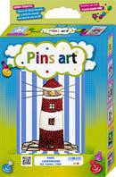 04K2D Наборы с пайетками Pins Art