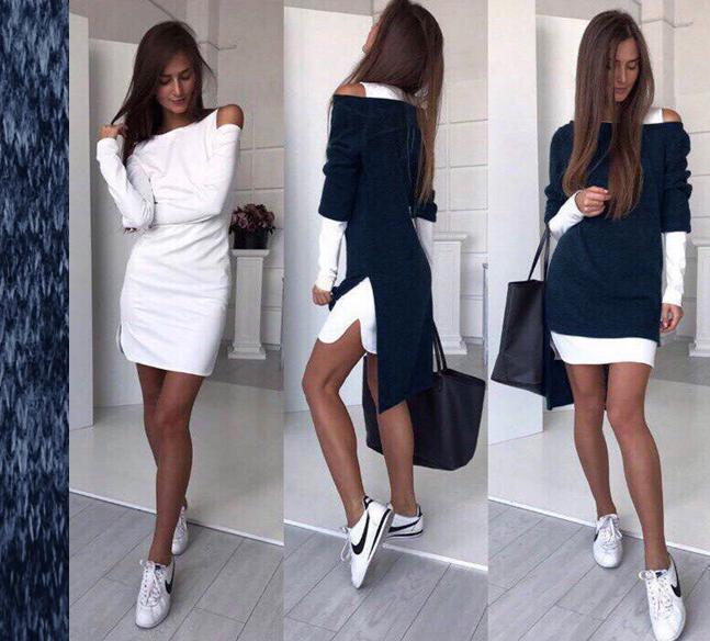 Женский костюм платье-двойка Must Have