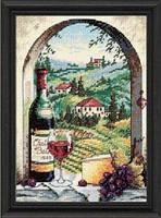 "06972 Набор для вышивания крестом DIMENSIONS Dreaming of Tuscany ""Мечтая о Тоскане"""