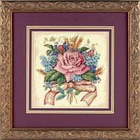"""06995 Набор для вышивания крестом DIMENSIONS Rose Bouquet """"Букет из роз"""""""
