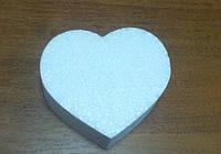 Сердце плоское 20 см.