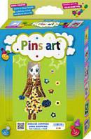 121K2D Наборы с пайетками Pins Art