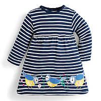 Платье для девочки Синичка Jumping Meters
