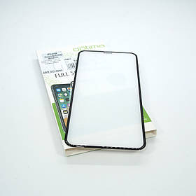 Защитное стекло Optima 5D iPhone XS Max black