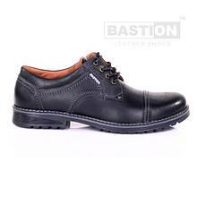 Мужские туфли на шнурках ,кожа