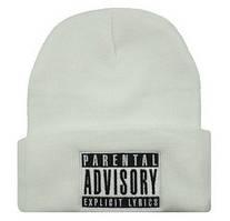 Детская шапка Advisory белая