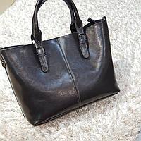 Женская женская сумка из натуральной кожи