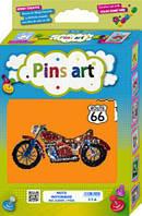 69K2D Наборы с пайетками Pins Art