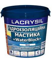 Мастика гидроизоляционная акриловая Aquastop Water Block Lacrysil 3 кг в Днепре