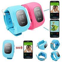 Детские смарт-часы с GPS Smart Watch Q50-SV Черные (smart_q50_black), фото 2