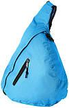 Трикутний рюкзак з регульованим плечовим ременем, фото 2