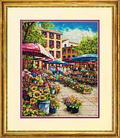 """70-35333 Набор для вышивания крестом DIMENSIONS Provence Market """"Провинциальный рынок"""""""
