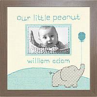 """70-35348 Набор для вышивания крестом DIMENSIONS Little Peanut """"Малыш"""""""