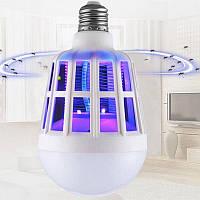 Светодиодная лампа - истребитель насекомых