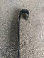 Лист рессоры №2 передн.,задн. Газель с ушком, 9мм, 1588мм стар.обр. (пр-во ЧМЗ), фото 1