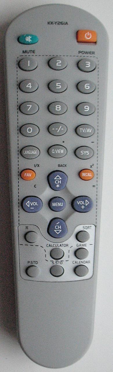 Пульт к телевизору ТОПАЗ /KONKA Модель KK-Y261A