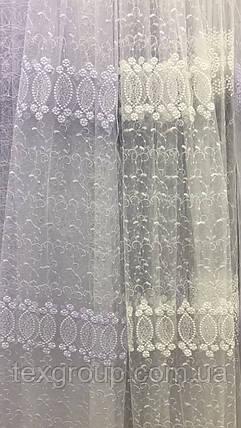 Тюль фатин оптом IST-1312, фото 2