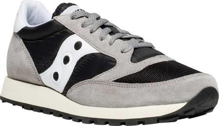 Мужские кроссовки Saucony Originals Jazz Original Vintage Sneaker  Grey Black White - Bigl.ua 47500c15385c2