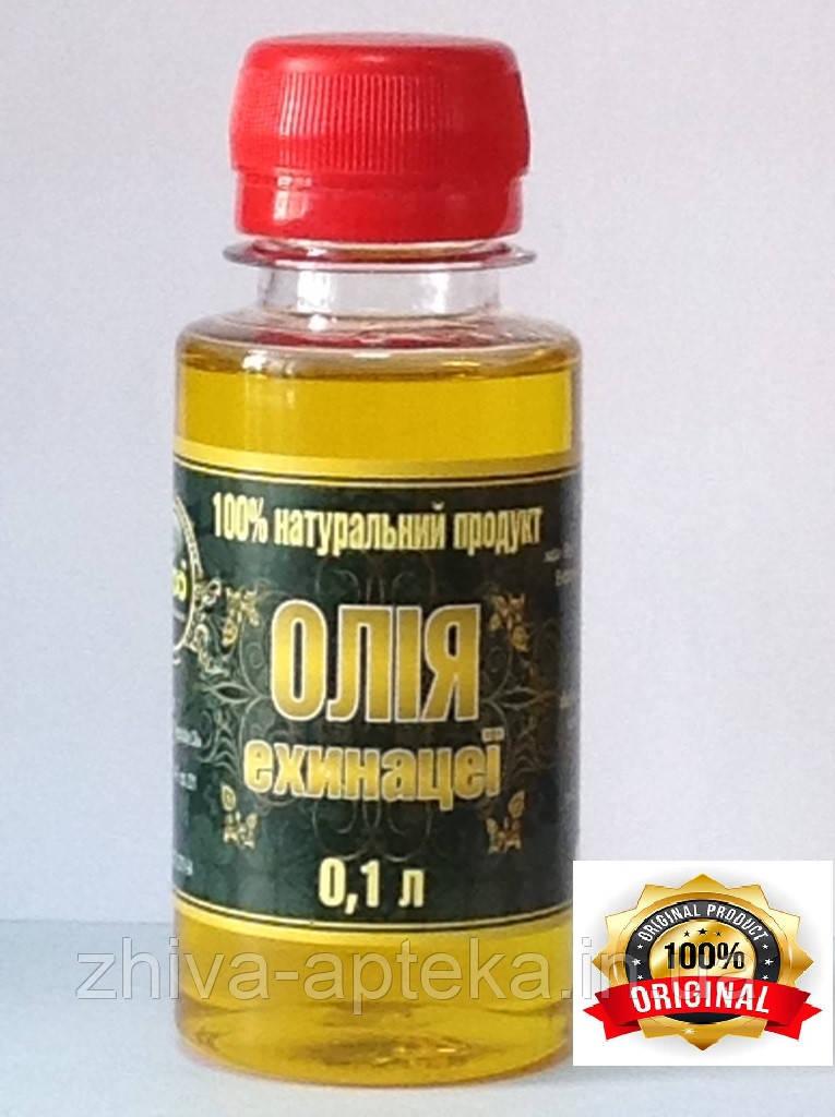 Масло ЭХИНАЦЕИ 100мл