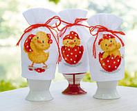 """PN-0147927 Набор для вышивания крестом Vervaco Happy Easter III """"Счастливая Пасха III"""""""