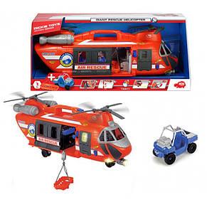 Вертолет Спасательная служба Dickie 3309000, фото 3