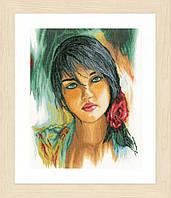 """PN-0164075 Набор для вышивки крестом LanArte Feelings """"Чувства"""""""