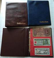 Альбом для банкнот (бон) Collection, фото 1