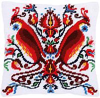 """PN-0168344 Набор для вышивания гобеленовой подушки Vervaco """"Felix"""""""