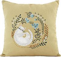 """ВТ-218 Набор для вышивания подушки крестиком Crystal Art Серия """"Летний сон"""""""